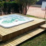 Instalação de Deck de Madeira Jardim