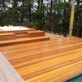 orçamento de pergolado de madeira para jardim Sumaré