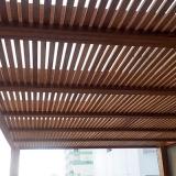orçamento de pergolado de madeira para quintal Indaiatuba