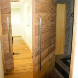 piso de madeira maciça Vinhedo