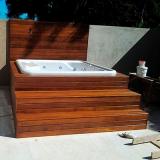 serviço de instalação de deck de madeira quintal Sorocaba