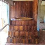 serviço de raspagem em assoalho de madeira São Vicente